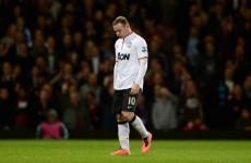 Bayern Munich turn their nose up at signing want-away Wayne Rooney