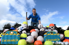 Henry Shefflin describes praise from BOD as 'great lift'