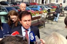 Video: Shatter says TDs playing 'silly political games' over penalty points