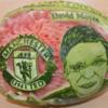 The weirdest tribute you'll see to new United manager David Moyes