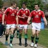 According to Jamie Heaslip, it's the Irish and British Lions
