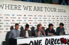 SCREAM! One Direction confirm Croke Park gig for 2014