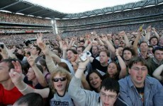What has been Croke Park's most memorable musical night?