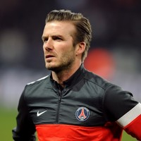 Bye bye Becks... England midfielder announces retirement from football