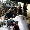 Battles rage in Ivory Coast between rebels and government forces