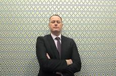 Alan Mathews quits Shels, Wikipedia says he's Bryan Dobson in an Alan Mathews mask