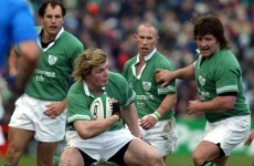Ultimate combatant O'Driscoll would love to go out with a Grand Slam