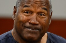OJ Simpson in a last-ditch effort to get new trial