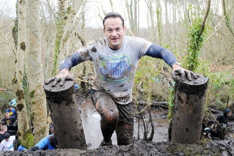 Leo Varadkar makes his own way with the bus