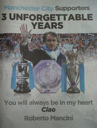 Your 'Nice Touch Roberto' Pic of the Day