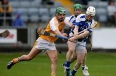 Laois overturn Antrim in Leinster hurling championship clash