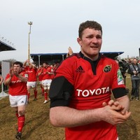 """""""If the Lions called Donnacha Ryan up tomorrow, he could play"""""""