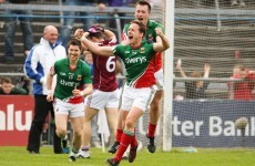 Mayo crush Galway by 17 points in Connacht quarter-final
