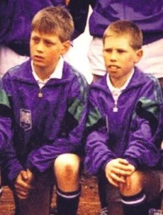 Your 'O'Gara And Stringer As Childhood Team-Mates' Pic of the Day