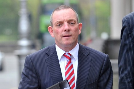 Chair of the Health committee TD Jerry Buttimer