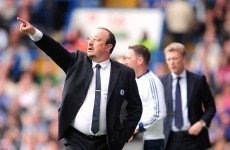 'I think I changed the opinion of Chelsea fans' - Benitez