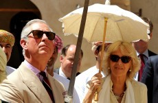 Man fined over plan to throw manure at Prince Charles and Camilla