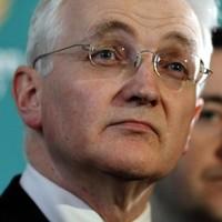 Green party leader John Gormley set to lose seat