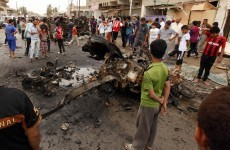 Bombings kill 13 at Iraq Shiite mosques