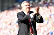 The last of many: Ferguson wins managers' award