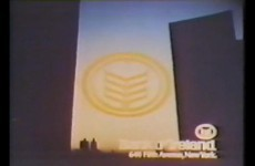 1970s TV ad shows the glamour of Bank of Ireland in New York