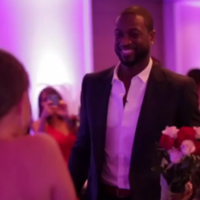 Dwyane Wade is a little old to be going to the prom