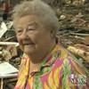 VIDEO: Emotional reunion as tornado survivor finds dog buried alive under house