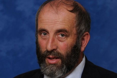 The German crw are here to speak to Danny Healy-Rae.