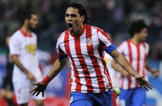 'We'll help him earn big move' - Atletico happy to let Falcao leave
