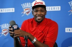 Kevin Durant gives $1million to the Oklahoma Tornado Relief fund