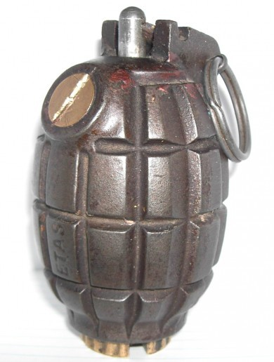 Controlled explosion on century-old grenade found in Cork