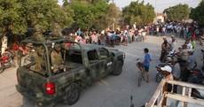 Mexican troops occupy towns amid war between vigilantes and drug cartels