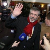 Gerry Adams and Fergus O'Dowd elected in Louth