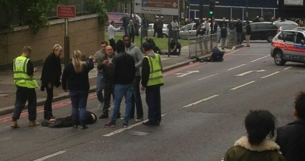 Emergency meetings after soldier 'decapitated' in London machete attack