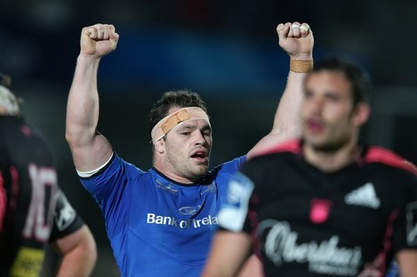 Cian Healy says Leinster are primed for double success.