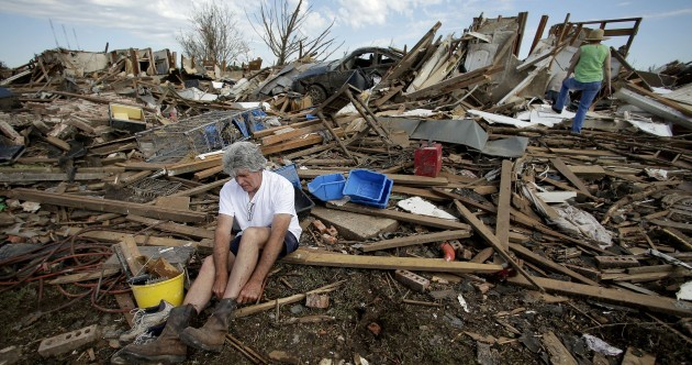 Two babies among the ten children killed in Oklahoma tornado