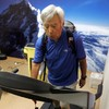 He did it! 80-year-old scales Everest, sets record