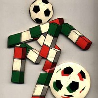 VIDEO: We didn't start the fire, Italia 90 style