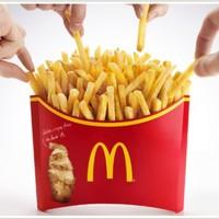 McDonald's creates its highest calorie menu item ever