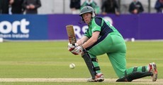 A 4 off the final ball earns Ireland a thrilling tie with Pakistan