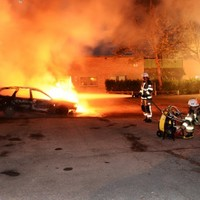 Schools torched in fifth night of Sweden riots over 'police brutality'