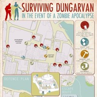 How to survive the zombie apocalypse... in Waterford