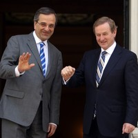 Enda Kenny visits Greece and J Edgar Shatter fights dirty: The week's news skewed