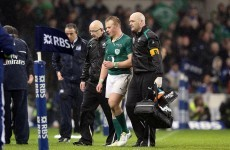 'Ill-informed comments' on O'Driscoll, Marshall concussions: Eanna Falvey