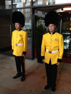 It's Your Dortmund Blending Into Their London Surroundings Pic of the Day