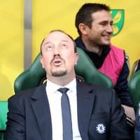 Ding dong Rafa's gone! Birthday present Benitez off to Napoli