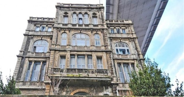 Photos: Here's an unusual 150-year-old mansion up for sale for €90 million