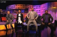 Fresh Prince of Bel-Air's Will, Carlton and Jazzy Jeff reunite
