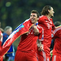 Mandzukic loses Champions League medal, Ribery comes to the rescue