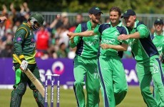 Amazing rearguard action saves Pakistan after Irish battle at Clontarf